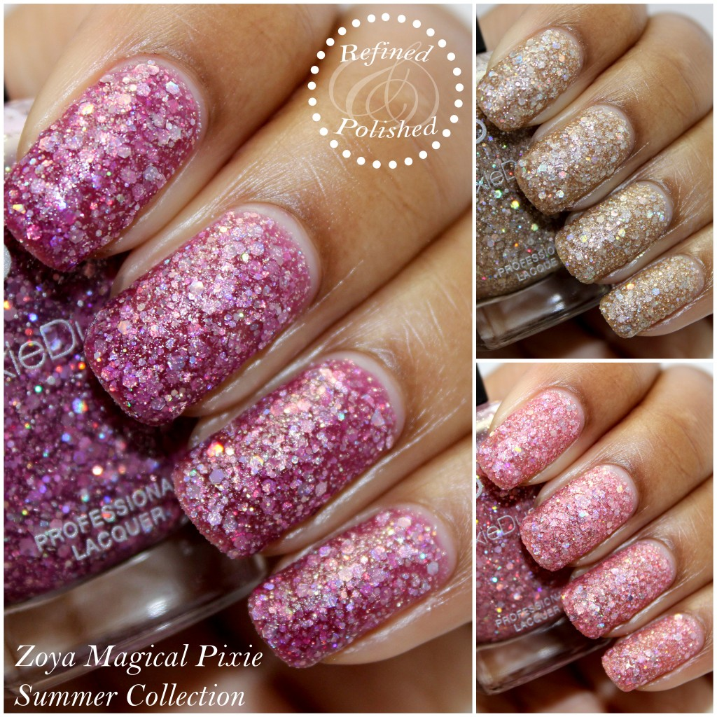 Zoya Magical Pixie Summer 2014-w