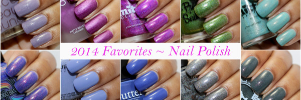 2014-Nail-Polish-Favorites