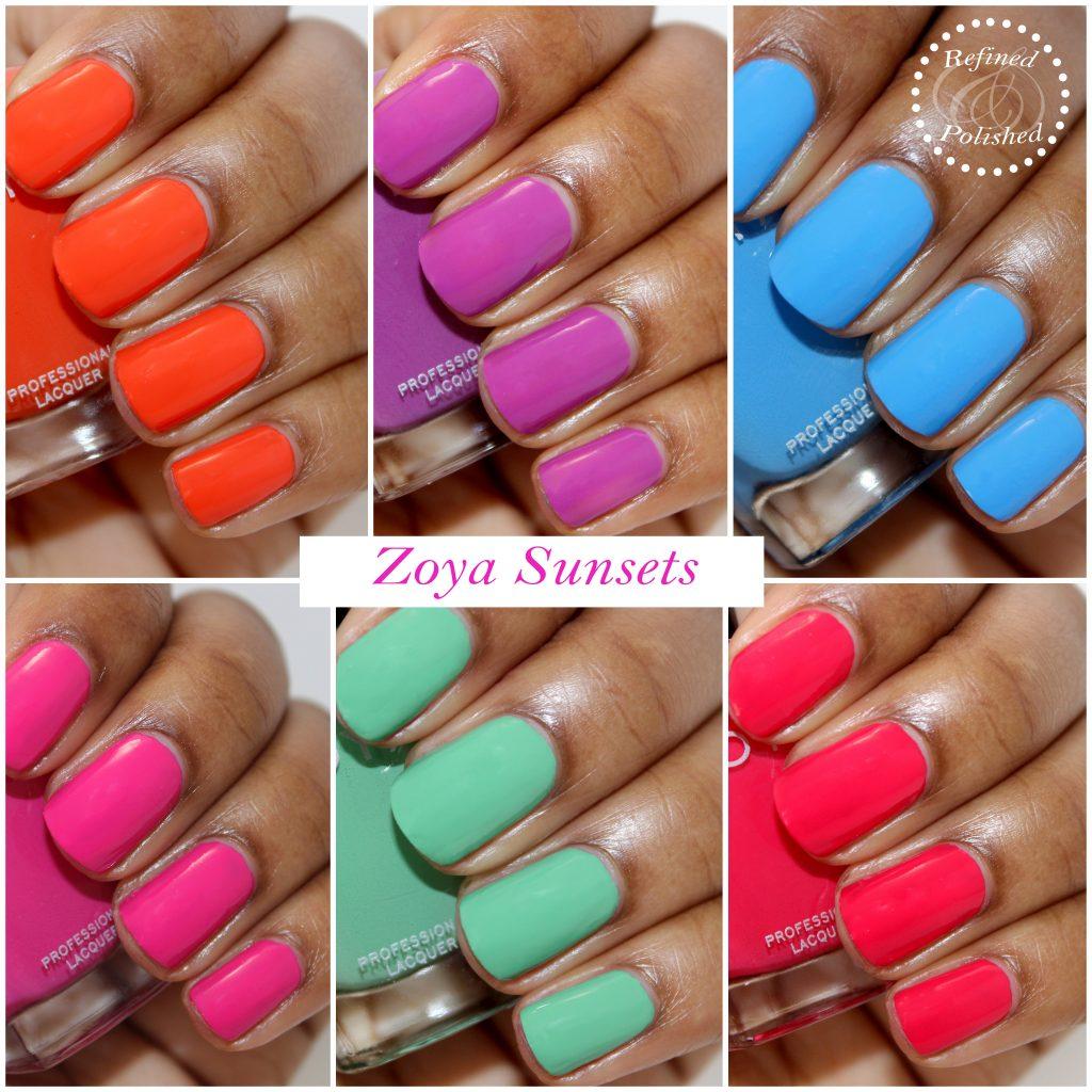 Zoya-Sunsets