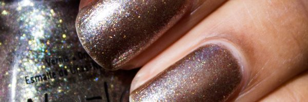Nicole By OPI For Gold Times Sake