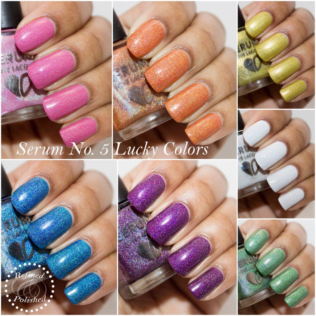 Serum-No5-Lucky-Colors