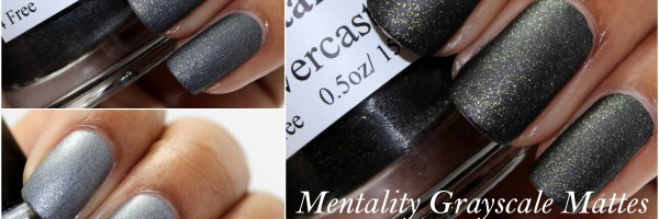 Mentality Grayscale Mattes Collection