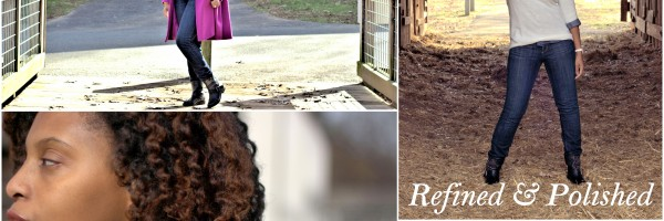 Fashion Refined - Sequins, Studs, & Neon